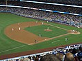 Los Angeles Dodgers 1, St. Louis Cardinals 0, Dodger Stadium, Los Angeles, California (14538073083).jpg