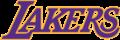 Los Angeles Lakers Wordmark Logo 2001-current.png