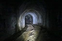 Lost Tunnel - In Darkness (15745509560)