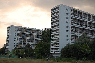 Leslie Martin - The Loughborough Estate in Brixton