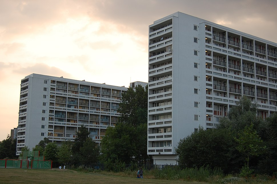 Loughborough Estate 1
