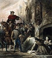 Louis Candide Boulanger - La Esmeralda défendue par la Sachette.jpg