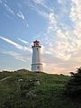 Louisbourg Lighthouse at sunset 1.jpg
