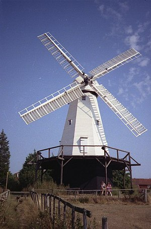 Lower Mill, Woodchurch - Image: Lower Mill, Woodchurch