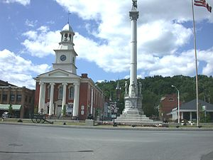 Lewistown, Pennsylvania - Image: Ltownsquare 1