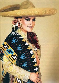 Lucha Villa Mexican actor and singer