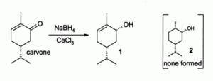 Cerium(III) chloride - Luche reduction