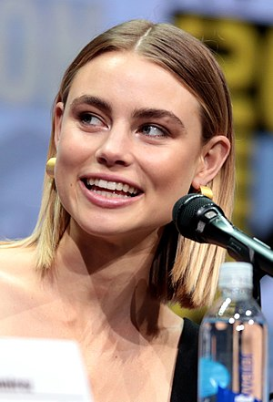 Lucy Fry - Fry at the 2017 San Diego Comic-Con