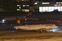 D-AIQH - A320 - Lufthansa