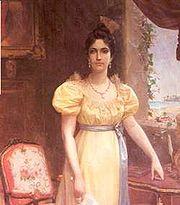 �leo sobre tela de Luisa C�ceres de Arismendi, realizado por Emilio J. Mauri.