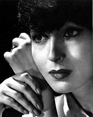 Luise Rainer - Rainer publicity photo in 1936
