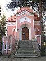 Lutheran church of Saint Mary in Yalta.JPG