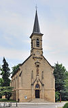 Luxembourg City Glacis Chapel 2011.jpg