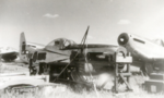 Lynn Garrison's Ex RCAF Mustang 9598 Carberry, Manitoba 1960.png