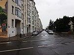 Lyon 8e - Rue Ludovic Arrachart, depuis la rue Paul Cazeneuve.jpg