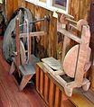 Máquinas de hilar en el museo de Dalcahue.jpg