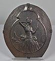 Médaille Femme au miroir - Devreese - Fond Léon Losseau.jpg