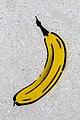 """Münster, LWL-Museum für Kunst und Kultur, Graffito """"Banane"""" -- 2020 -- 0232.jpg"""