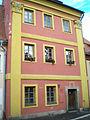 Měšťanský dům, Dobrovského 77-17, Cheb.JPG