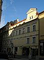Městský dům U Bílé svíce (Staré Město), Praha 1, Jilská 8, Staré Město.JPG