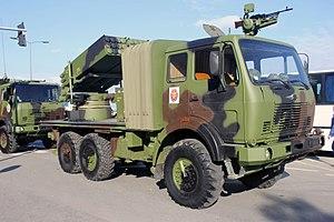 M-77 Oganj - Modular modernized Oganj.