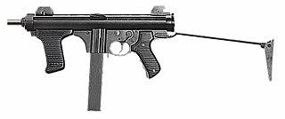 Beretta M12 submachine gun
