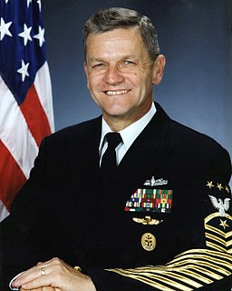 John Hagan (sailor) Master Chief Petty Officer of the United States Navy, 1992-1998