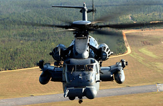 21st Special Operations Squadron - Image: MH 53 Pave Low US Military