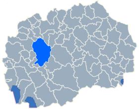 Općina Makedonski Brod - Wikipedija