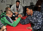 MMA Fighters Tour USS George Washington DVIDS357785.jpg