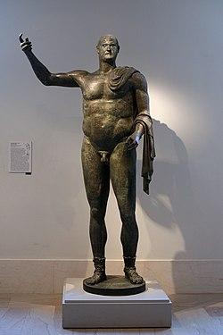 roomalainen patsas