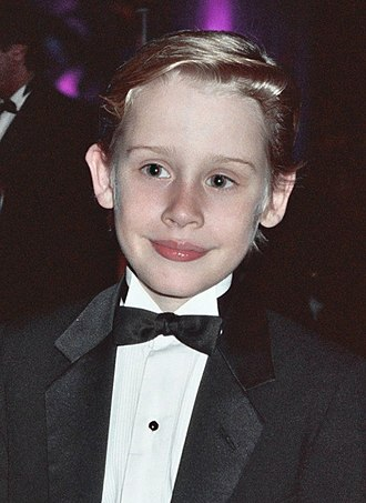 Macaulay Culkin - Culkin at the Governor's Ball after the Emmy Awards on August 25, 1991.