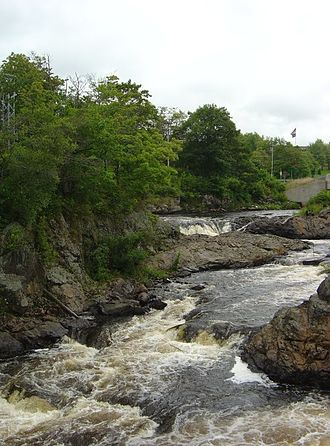 Machias River - Bad Little Falls