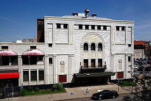 Will it play in Peoria? - Peoria's Madison Theatre, which hosted both vaudeville and film in the early 20th century