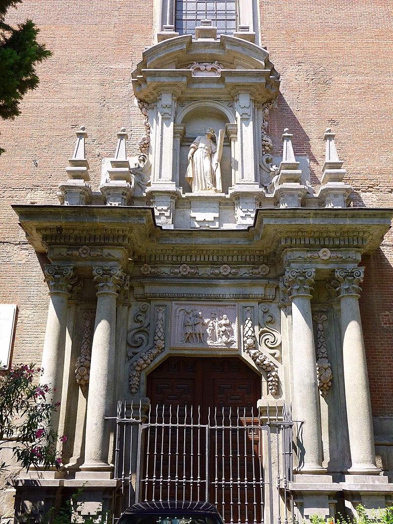 Madrid - Iglesia de San Andrés 04.jpg
