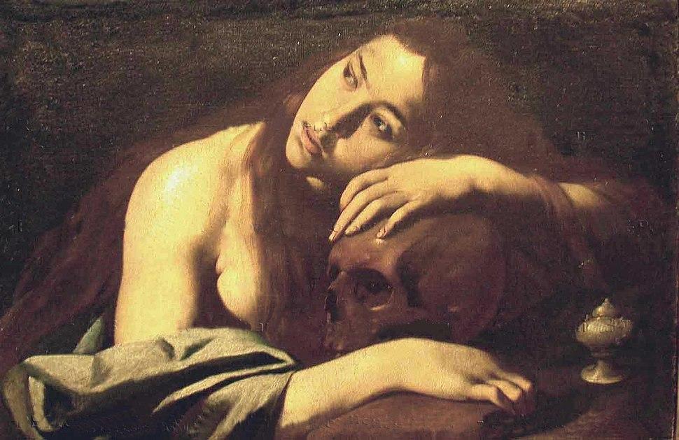 Maestro della Maddalena di Capodimonte, Maddalena penitente, Messina Museo Regionale 1