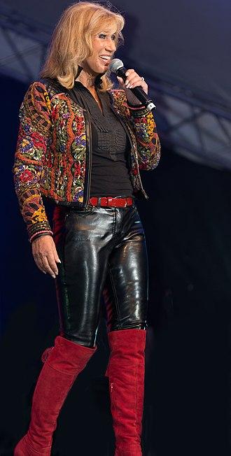 Maggie MacNeal - Maggie MacNeal at Stockholm Pride 2015