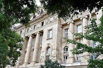 Hungarian National Bank - Image: Magyar Nemzeti Bank 2