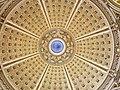 Main Reading Room. Interior of dome. Library of Congress Thomas Jefferson Building, Washington, D.C. LOC 8471101258.jpg