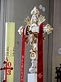 Main altar in Basilica of the Nativity of St. Mary and St. Nicholas in Bielsk - 04.jpg