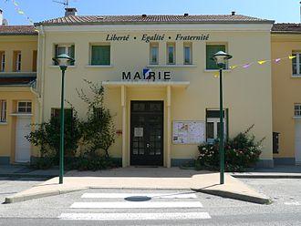 Alboussière - The Town Hall