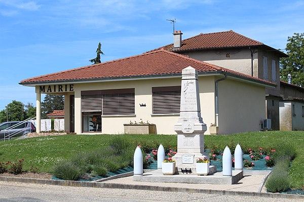 Photo de la ville Vernoux