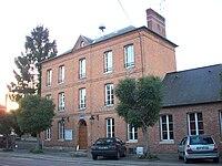 Mairie de Croisy-sur-Andelle.JPG