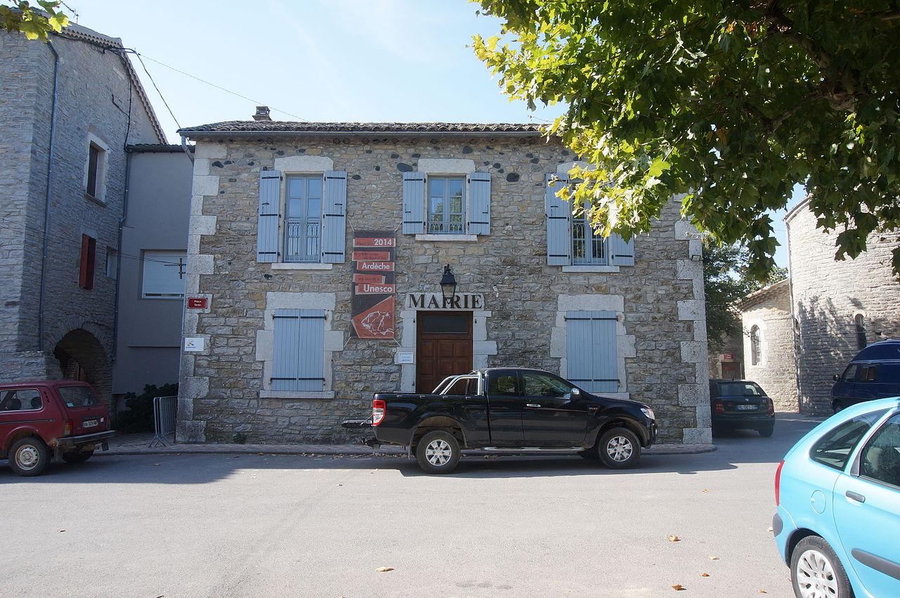 Mairie de Saint-Maurice-d'Ardèche.JPG
