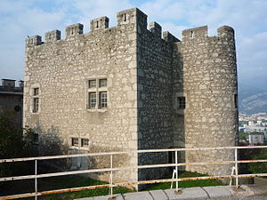 Bastille (Grenoble) - Rabot Citadel, 15th century