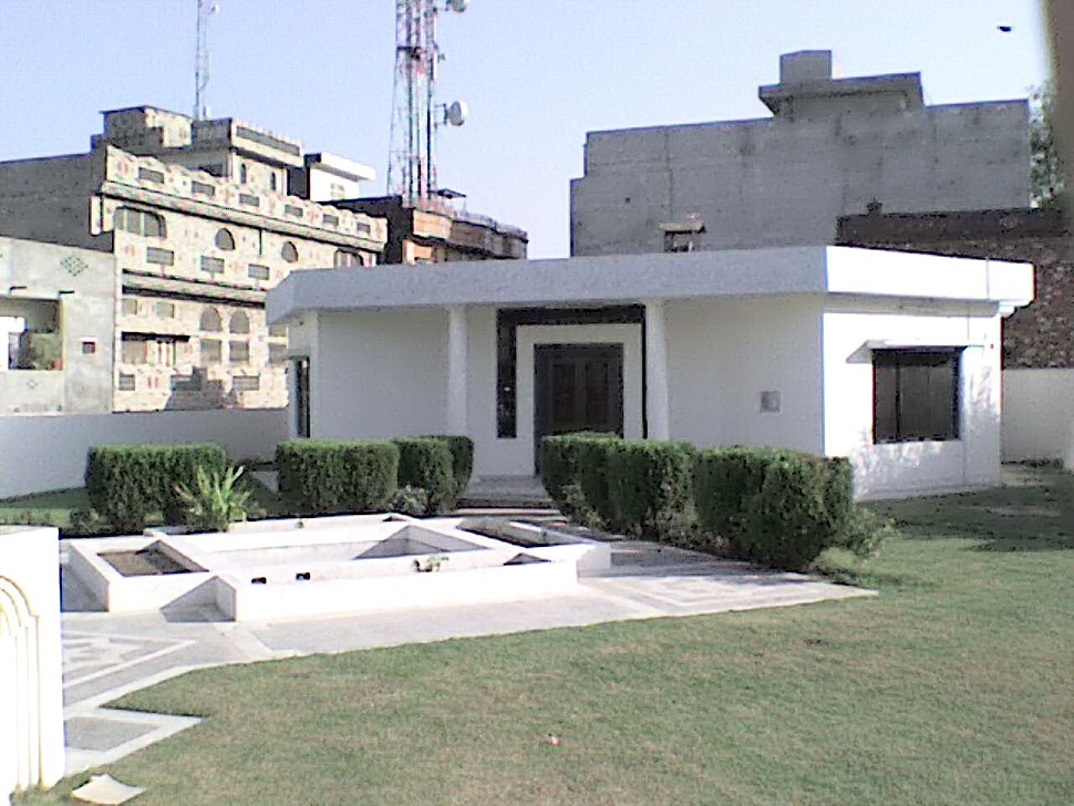Major Akram Shaheed Library Jhelum
