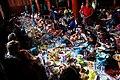 Makan Bajamba Peserta Tour de Singkarak Istana Basa Pagaruyung.jpg