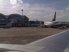 Image illustrative de l'article Aéroport international Sultan Hasanuddin