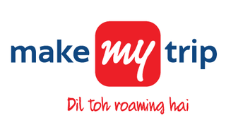 MakeMyTrip Indian online travel company