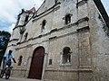 Malabuyoc Church facade 1.jpg